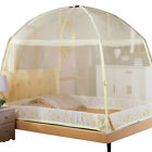 Mongolian mosquito net package with frame summer bed netting upgraded bed canopy image