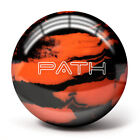 Pyramid Path Orange/Black Bowling Ball $67.99 USD on eBay