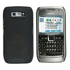 For Nokia E71 Mesh Perforated Snap On Matte Hard Case back cover