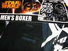 Star Wars Darth Vader Mens Boxer Shorts $7.99 USD on eBay