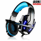 Casque Gamer LESHP Micro-casque Gaming pour PC PS4 Xbox et Switch (2 couleurs)