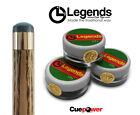 Legends Cue Tips - Soft, Medium and Hard Professional Snooker Cue Tips £16.95 GBP on eBay