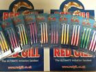 Red Gill Rascal Lure 115mm - 3 Lures Per Pack - New Colours For 2019!!