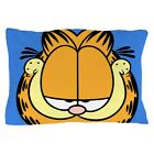"CafePress Garfield Face Time Standard Size Pillow Case, 20""x30"" (1286127441) image"