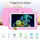 7'' Inch Kids Tablet PC Android 7.1 Dual Camera WiFi 8GB Kid Game Tablet PC