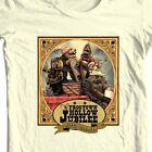 The Frogtown Hollow Jubilee Jug Band t-shirt retro emmett otter Christmas tee image