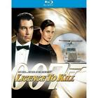 Licence to Kill (Blu-ray)**DISC AND COVER ART ** LIKE NEW - NO CASE $4.2 USD on eBay