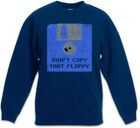 Don't Copy That Floppy Kinder Pullover MC Double Def DP Anti-Copyright Fun