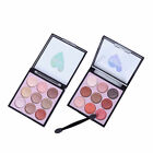 Cosmetic Makeup 9Color Pearl Glitter Eye Shadow Powder Palette Matt Eyeshadow HL