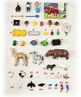 Playmobil 3255 NOAH'S ARK PLAYSET PARTS Your Choice ARK, PARTS, ANIMALS, MORE