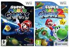 Wii | Super Mario Galaxy | 1 Or 2 | Choose Your Game Multi-listing