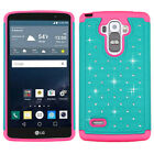 For LG G Stylo FullStar Impact Armor Rugged Shockproof Protector Case Cover