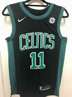 Kyrie Irving #11 Black Men's Boston Celtics Jersey