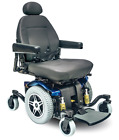 Pride Mobility Jazzy 614 HD Heavy Duty Mid Wheel Electric Power Chair Wheelchair