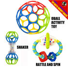 Kids Activity Toys Ball Toddler Fingers Colorful Fun Playtime Hand Colour Rattle