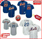 New York Mets #20 Pete Alonso Men's Stitched Jersey Free shipping on Ebay