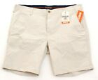 Lucky Brand Saturday Stretch Blue Print Cotton Stretch Shorts Men's NWT