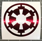 Star Wars Galactic Empire Logo Vinyl Decal Sticker Pick Color Size Quantity $4.0 USD on eBay