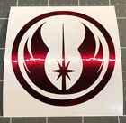 Star Wars Jedi Order Logo Vinyl Decal Sticker Pick Color Size Quantity Oracal $4.0 USD on eBay