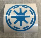 Star Wars Galactic Republic Logo Vinyl Decal Sticker Pick Color Size Quantity $2.0 USD on eBay