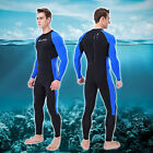 Ultra-thin WetSuit Full Body Super stretch Diving Suit Swim Surf Snorkeling New
