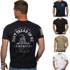 Nine Line Apparel Don't Tread On Me Short Sleeve T-Shirt
