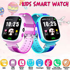 Kids Smart Phone Watch Waterproof Anti-lost GPS Tracker-SOS Call For Android IOS