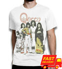 Queen Vintage Concert T-shirt, Freddie Mercury Men's Women's CLothing S - 3XL image