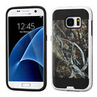 For Samsung Galaxy S7 Hybrid Impact Phone Armor Protector Case Cover