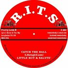 Little Roy & Salute - Catch the Ball - 7 Inch - New