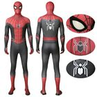 Внешний вид - Spider Man Far From Home Peter Parker Spiderman Jumpsuits for Cosplay Costume