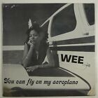 Wee  You Can Fly On My Aeroplane  Private 70s Soul Funk Lp Owl Sealed