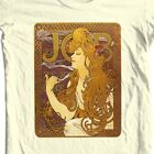 JOB T-shirt retro pot rolling papers vintage 1970's marijuana cotton graphic tee image