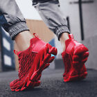 Men's Blade Sneakers Fashion Outdoor Running Athletic Shoes Sports Casual Shoes