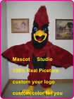 Halloween Red Cardinal Mascot Custom Fancy Anime Cosplay Kit Mascotte Theme