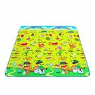 Indoor & Outdoor Baby Crawling Play Mat Carpet Toy Kid Game Activity Gym Rugs