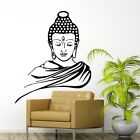 Buddha Vinyl Wall Sticker Home Decoration Stickers Living Room Bedroom