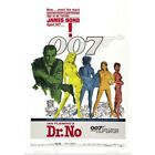 Dr. No - Vintage Movie Poster Poster Art Print, Movie Home Decor $51.89 CAD on eBay