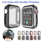 Screen Protector Cover Case For iWatch Apple Watch Series 4 3 2 1 38/40/42/44mm