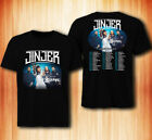 New Jinjer Band Tour 2019 With The Browning T-shirt tee shirt  image