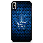 TORONTO MAPLE LEAFS LOGO iPhone 5/5S/SE 6/6S 7 8 Plus X/XS Max XR Case $15.9 USD on eBay