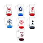 Official Football Club - Glass Stein TANKARD (Beer Glass) (Drink/Bar/Gift)