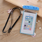 Waterproof Bag PVC Case Cover Cell Mobile Phone Underwater Pouch Snowproof