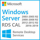 Windows Server RDS CAL Remote Desktop Services | Terminal Services CAL Licenses <br/> Server 2019—2016—2012 R2—2012—2008 R2—2008—2003 R2—2003