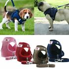 Kyпить Pet Control SMALL Dog Harness Soft Mesh Walk Collar Safety Strap Vest Leash Set на еВаy.соm