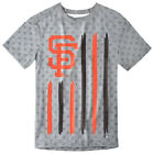 San Francisco Giants Big Logo Flag Tee by Forever Collectibles on Ebay