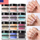 10ml NICOLE DIARY Nail Dipping Powder System Purple Blue Pink No Lamp Need