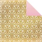 "Twinkle - All That Glitters Double-Sided Cardstock 12""X12"" - 10/pack"