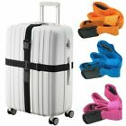 Kyпить 2X Travel Luggage Straps Long Cross Suitcase Packing Belt Baggage Backpack Strap на еВаy.соm