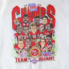 Joe Montana 49ers Short Sleeve Reprint Coton White Men Tee-Shirt J267 image